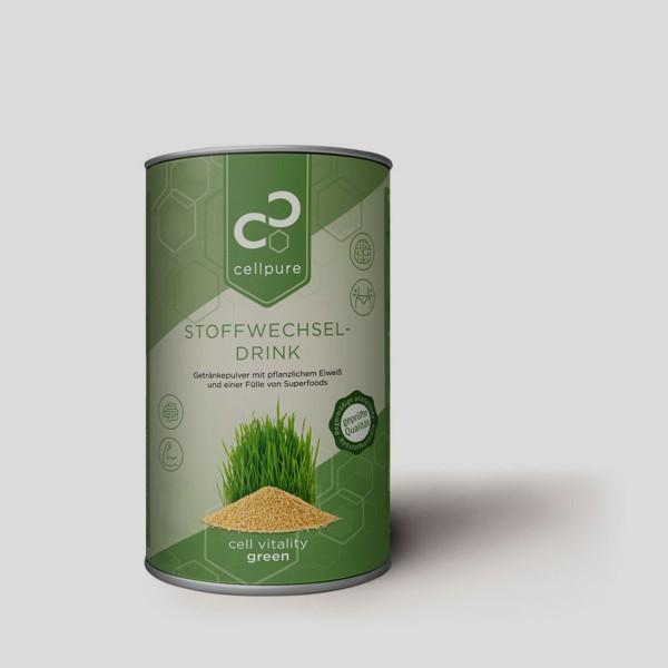 cell vitality green 240g (RESTPOSTEN)